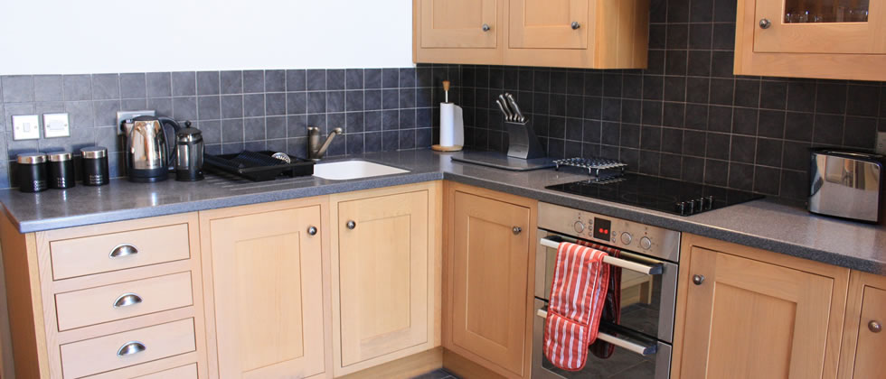 kitchen beudy self catering